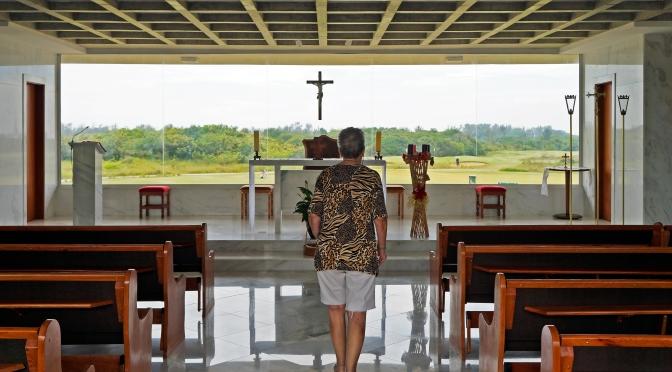 Spiritual Christian Golf Experience